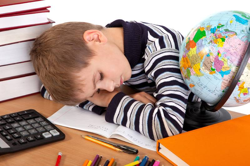Уставший ребёнок картинки