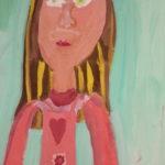6. Темралеева Лиза, 8 лет