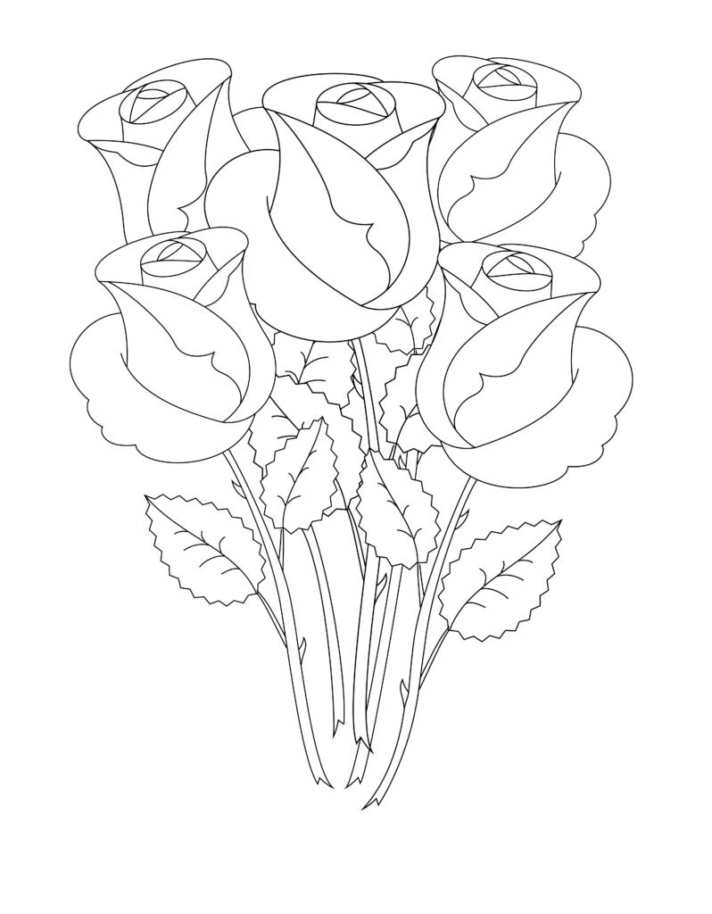 Цветок орхидея как нарисовать