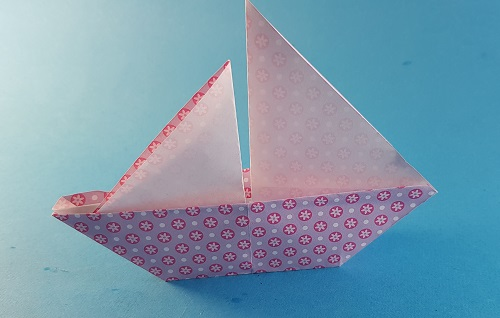Кораблики из бумаги своими руками кораблик с парусами фото 255